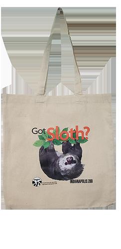 $5.00plus s&h [wpepsc name='Sloth Bag' price='5.00']